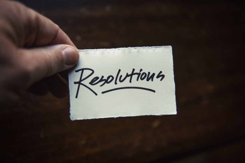 New Year Career Resolutions