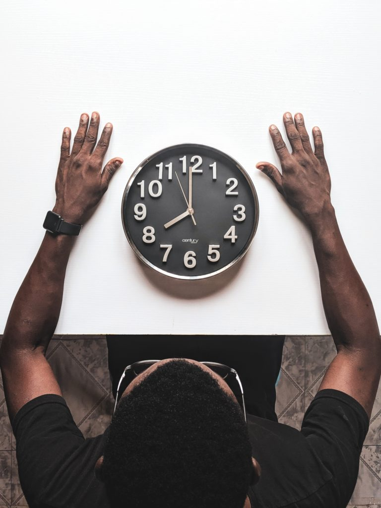 Time management is a skill that will help you get the job