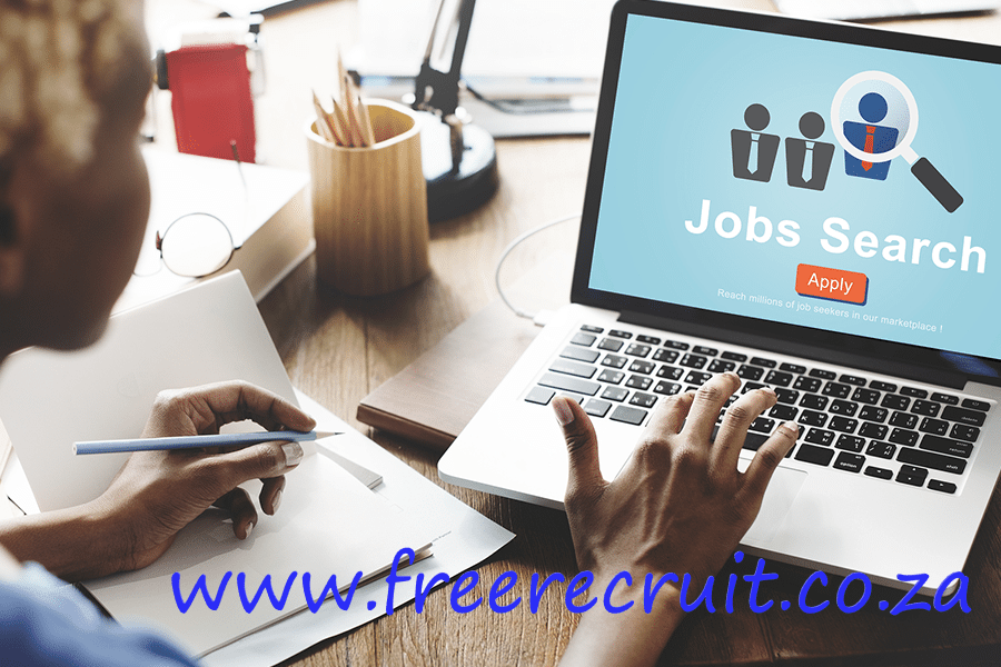 Find all the jobs in one place at freerecruit.co.za